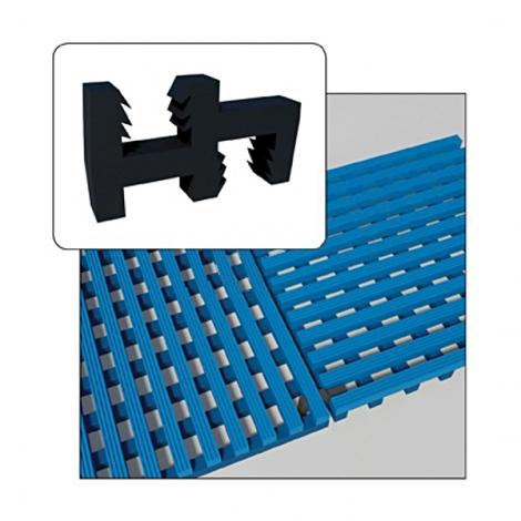 Merőleges kapcsoló Akwadek/Flexdek szőnyegekhez
