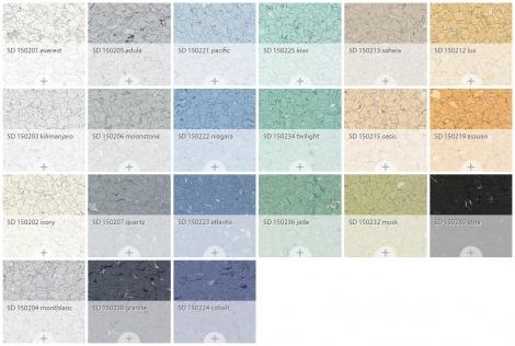 Colorex SD színminta