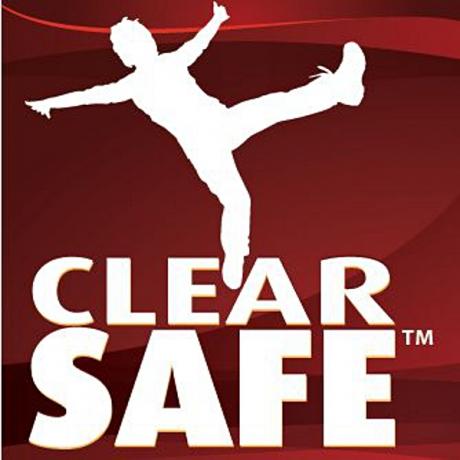 ClearSafe GRIT lemezek